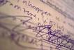 Napóleon aláírása