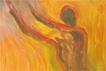 Kiss Gyöngyi festménye